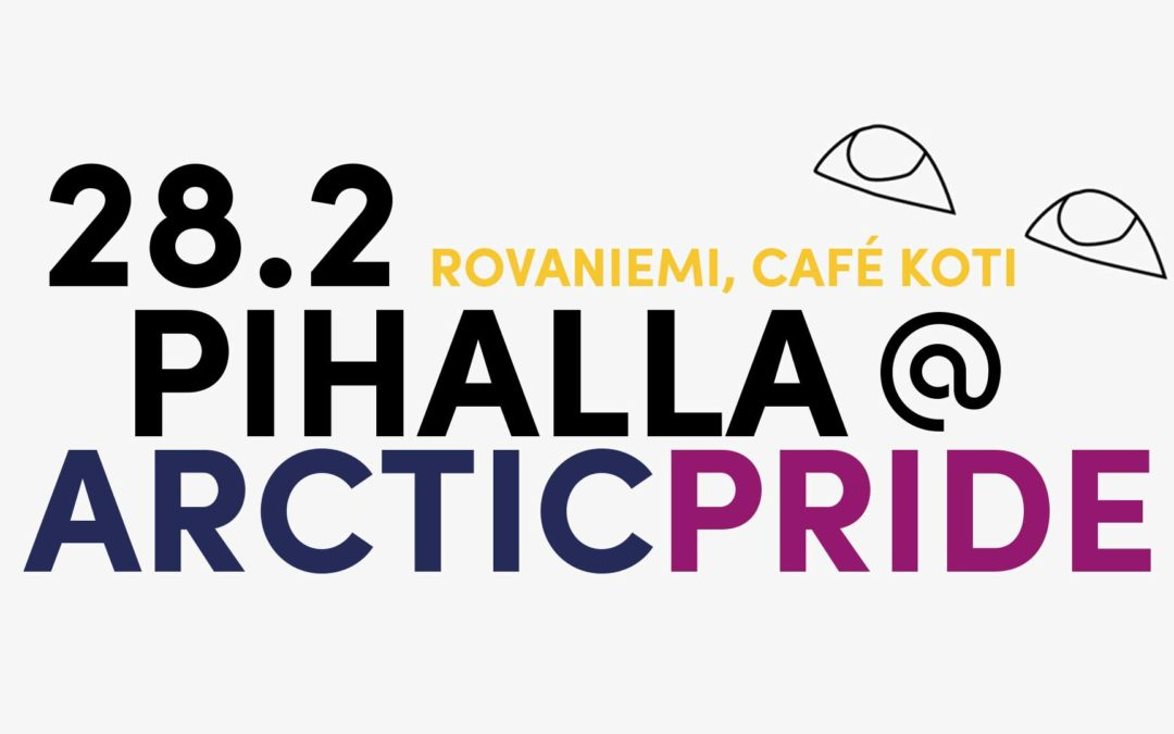 Pihalla screens at Arctic Price 28.2 (Café Koti)